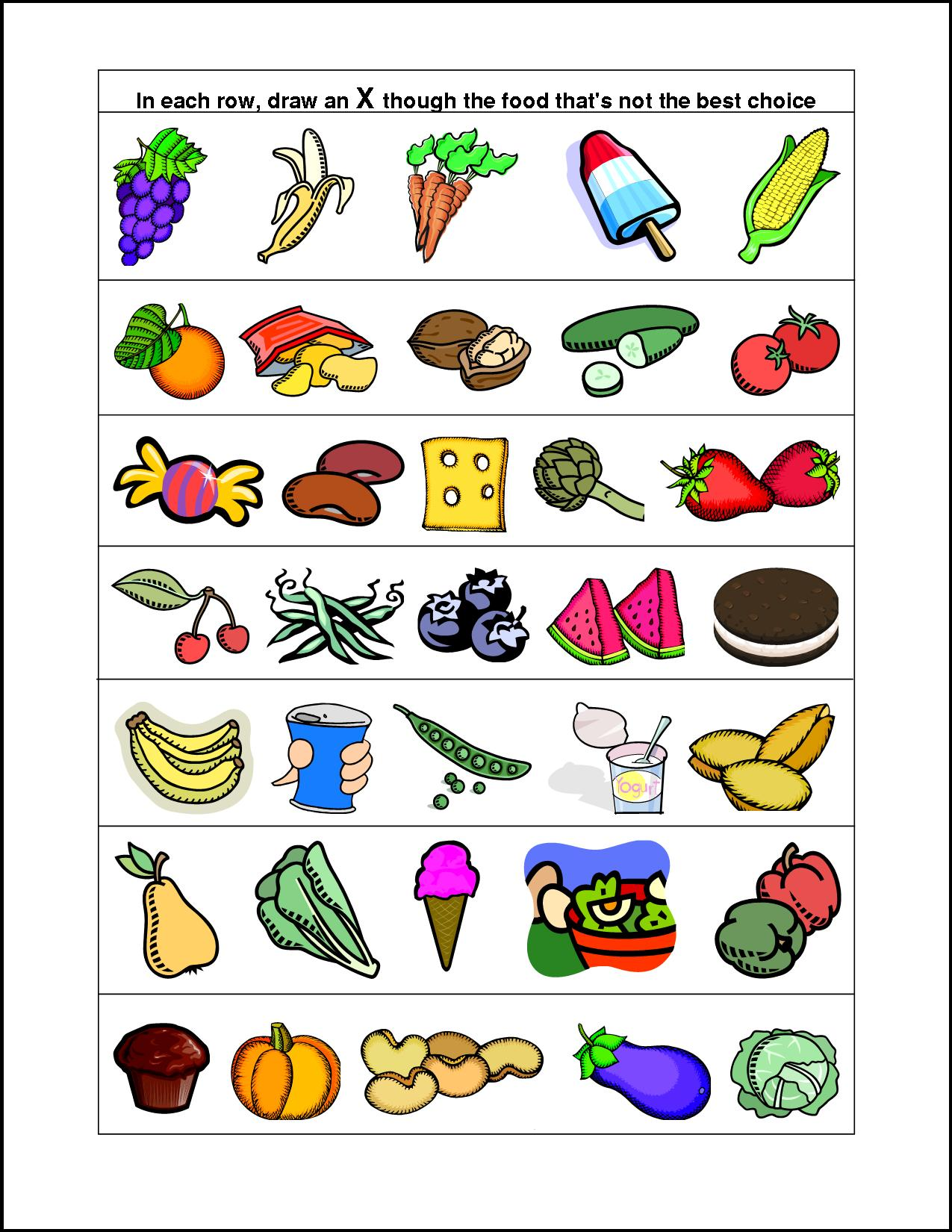 math worksheet : healthy food worksheets  healthy food quiz printable healthy and  : Healthy Food Worksheets For Kindergarten